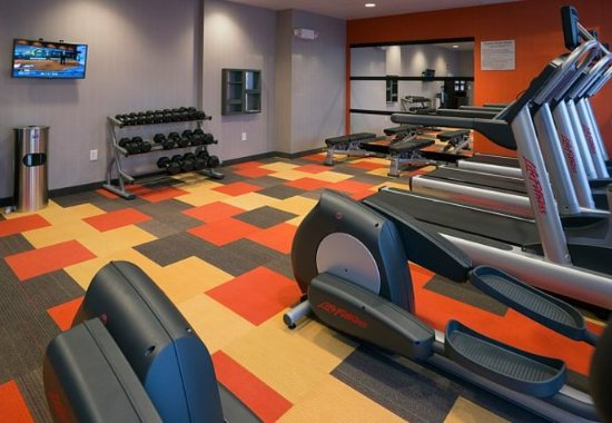 Summerville, Νότια Καρολίνα: Fitness Center