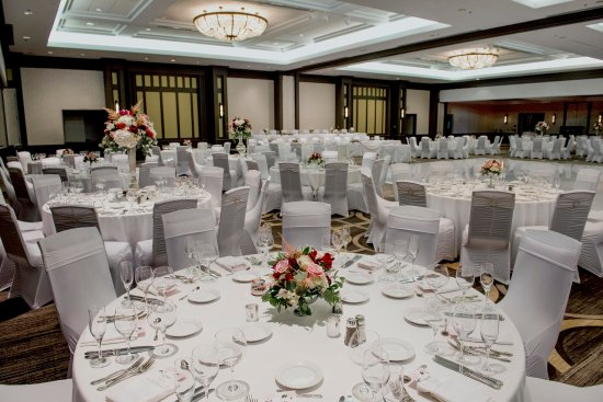 Oak Brook, IL: Wedding Reception