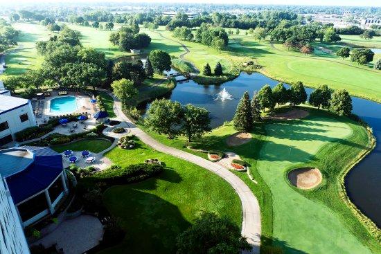 Oak Brook, IL: Golf Course