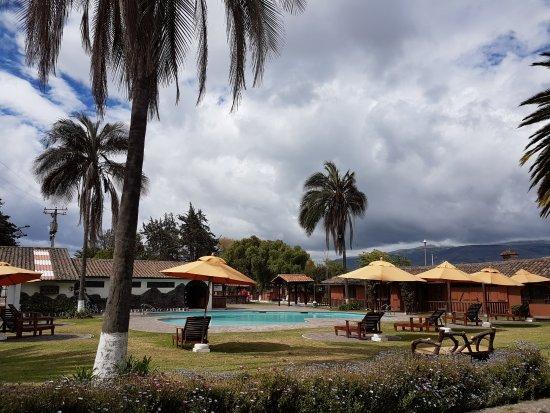 Salcedo, Ισημερινός: La piscina
