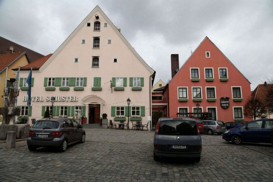 Greding, Tyskland: Exterior view