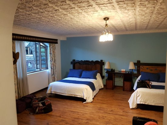 Salcedo, Ισημερινός: Bonita habitación 8