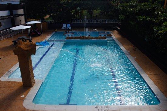 Foto de hotel campo verde puerto triunfo tarjeta for Presupuesto para construir una piscina en colombia
