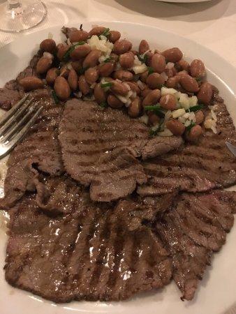 Stenico, Italia: Carne salada