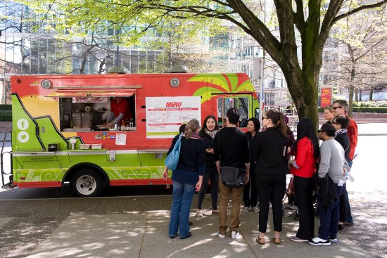 Vancouver, Canadá: Food Truck!