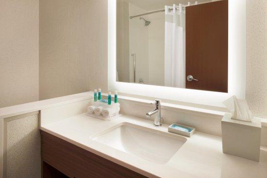 Newnan, GA: Guest Bathroom