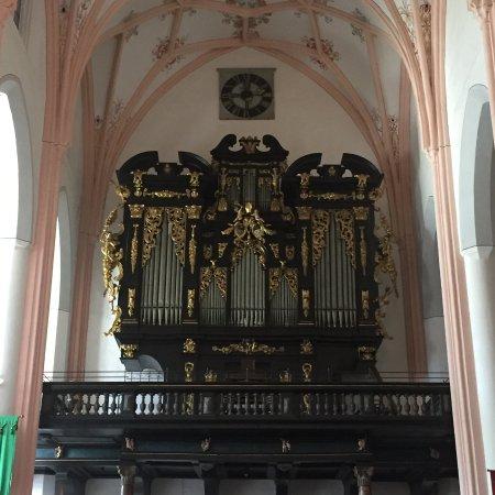 Mondsee, Austria: Órgão