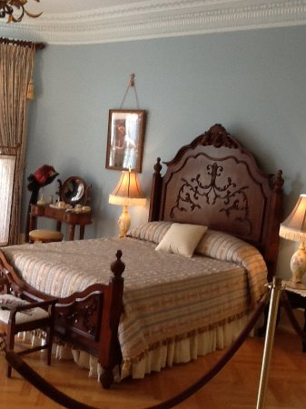 Boldt Castle and Yacht House: Bedroom