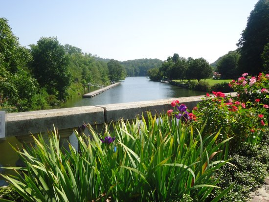 Lake Lure, Carolina del Norte: So tranquil
