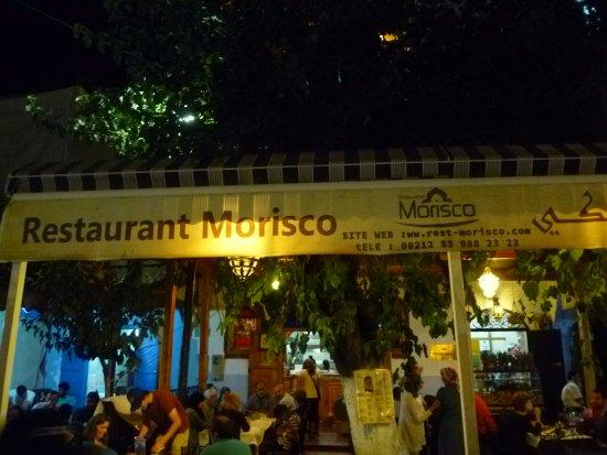 Restaurant Morisco : restaurant