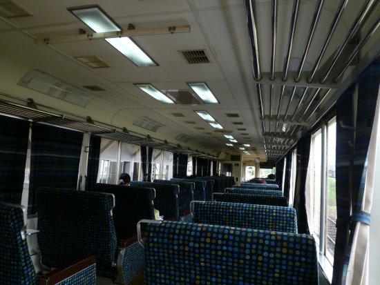 Tango Kairiku Kotsu Tankai Bus