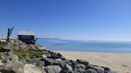 Busselton Jetty - a must in good weather