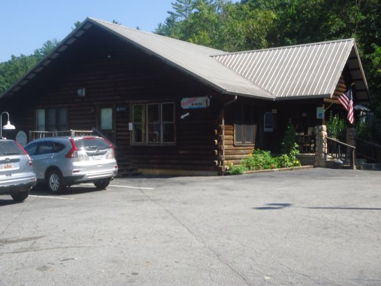 Lake Lure, Carolina del Norte: Restaurant