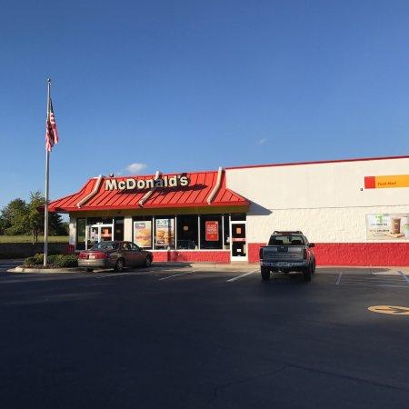 Anderson, ساوث كارولينا: McDonald's