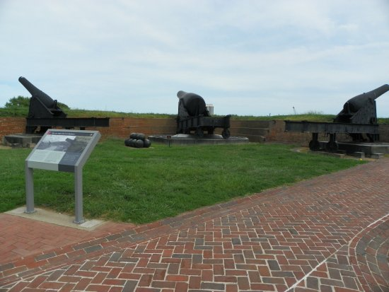Fort McHenry National Monument照片