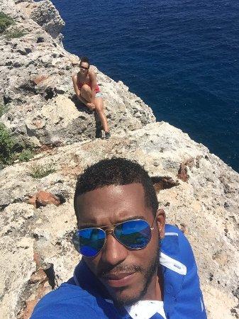 Cayman Brac: Nice Picnic