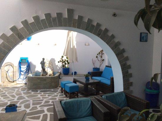 Foto de Poseidon Hotel - Naxos