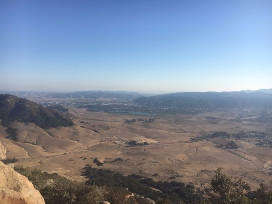 Bishop Peak: Views from the top