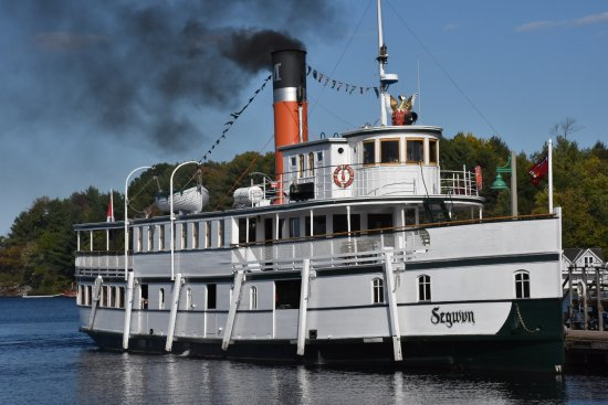 Muskoka Steamships: The RMS Segwun