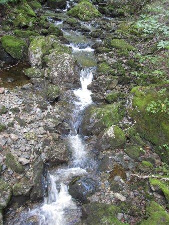 Baddeck, Canada: Smaller Falls