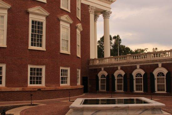University of Virginia: Old buildings