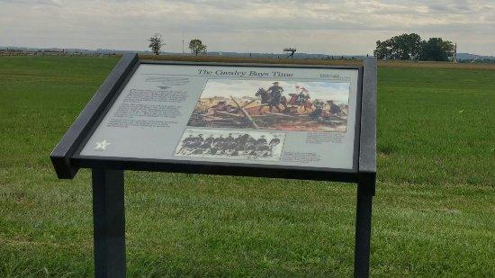 Gettysburg National Military Park: 0928161117_HDR-1_large.jpg