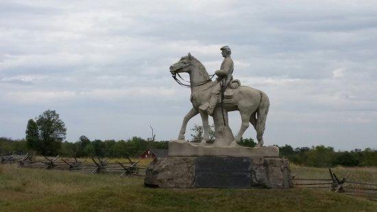 Gettysburg National Military Park: 0928161311_HDR_large.jpg