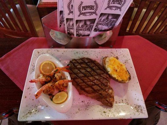 Pasadena, TX: Peppers Beef & Seafood