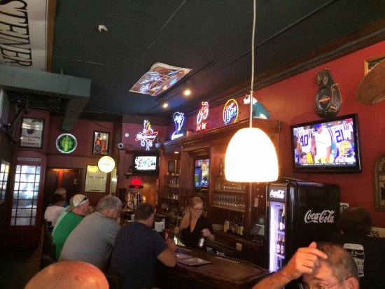 Landrum, Carolina del Sur: Hare & Hound Bar