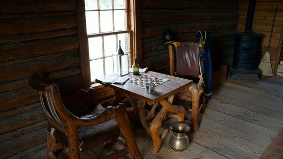 Fort Caspar Museum and Historic Site: Barracks Games