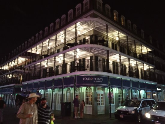 Four Points By Sheraton French Quarter: IMG_20160928_002015_large.jpg