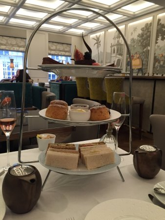 the drawing room afternoon tea for two people