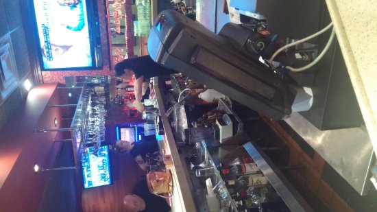New Port Richey, Floryda: Lousy bartender