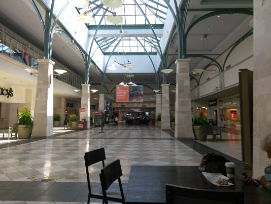 Food Court In Castleton Square Mall