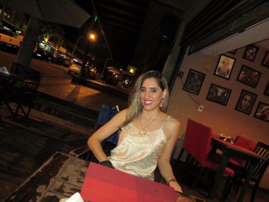 Puerto Iguazu: Barzinho muito bom