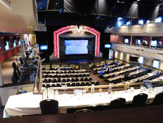 Showboat Branson Belle Seating Chart