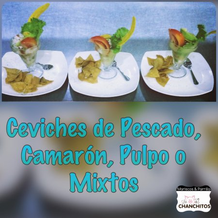 Province of Puntarenas, Costa Rica: Ceviches...mmmm!!