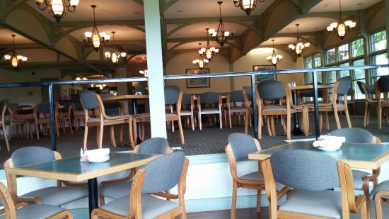 Whirlpool Golf Course Restaurant Dining Room