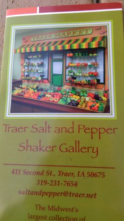 Traer, IA: Brochure with address &phone #