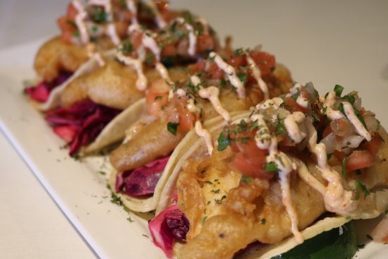 Wolfeboro, NH: Tacos Baja California