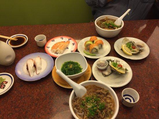 Monterey Park, CA: A simple dinner