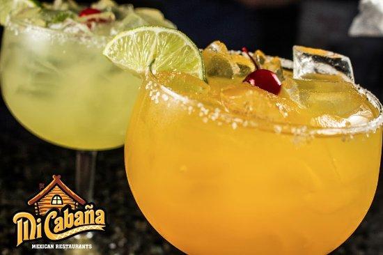 Jacksonville, NC: Margaritas  - Mi Cabana Restaurant - Midway Park NC