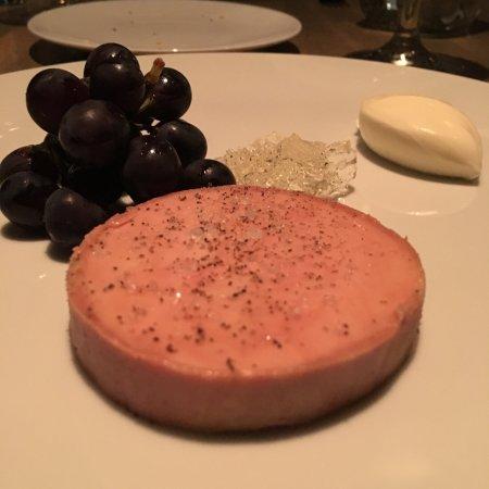 L'Abattoir Restaurant: Foie Gras Torchon