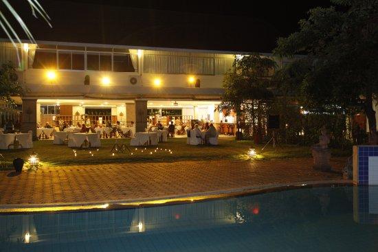 Lipa Noi, Tailândia: RESTAURANT VIEW