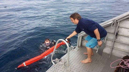 Fremantle, Αυστραλία: Safety First