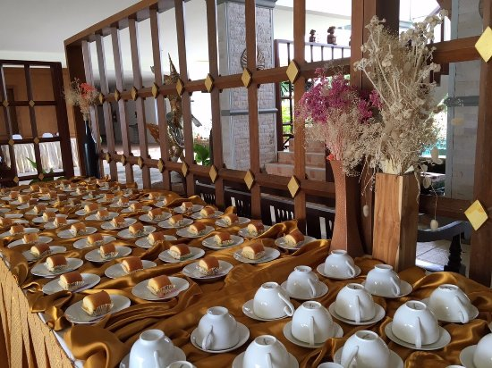 Lipa Noi, Tayland: COFFEE BREAK