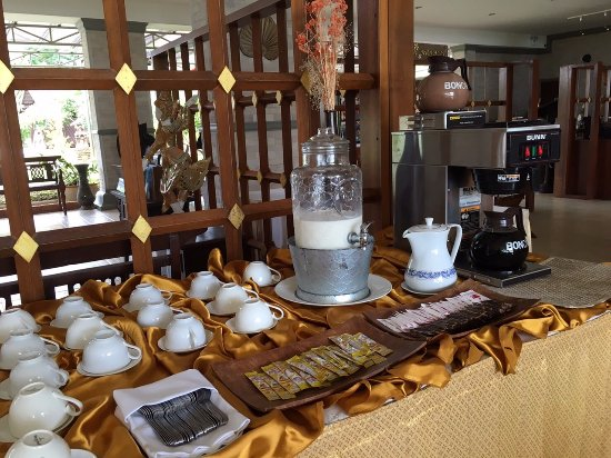 Lipa Noi, Thailand: COFFEE BREAK