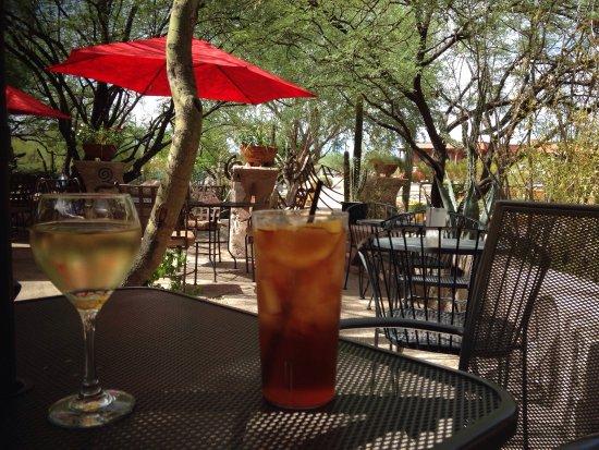 Cave Creek, AZ: Grotto Cafe