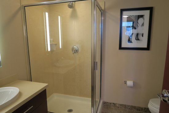 Staybridge Suites Las Vegas: Toilet/Shower