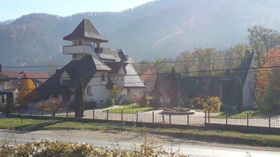 Pensiunea Castelul de Smarald